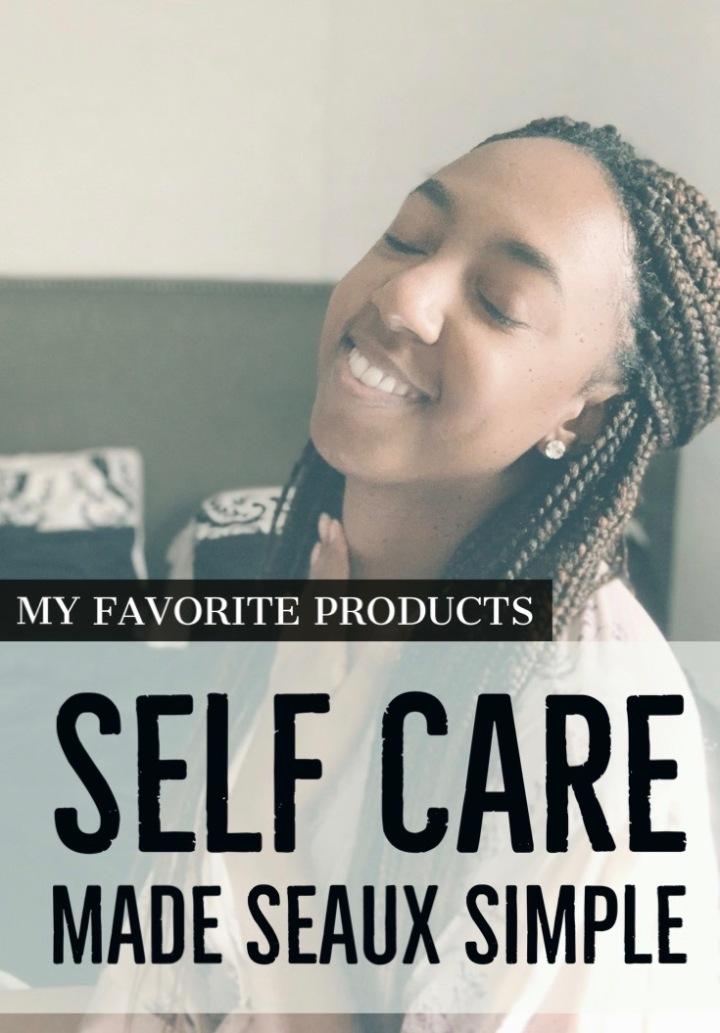 Self Care Made SeauxSimple